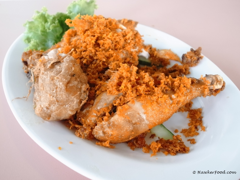 mat noh ginger chicken