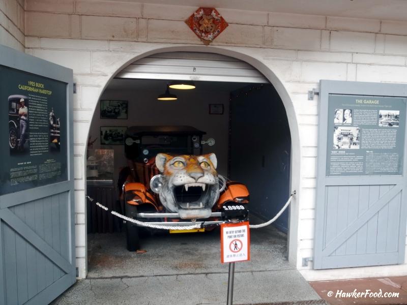haw par villa motor car