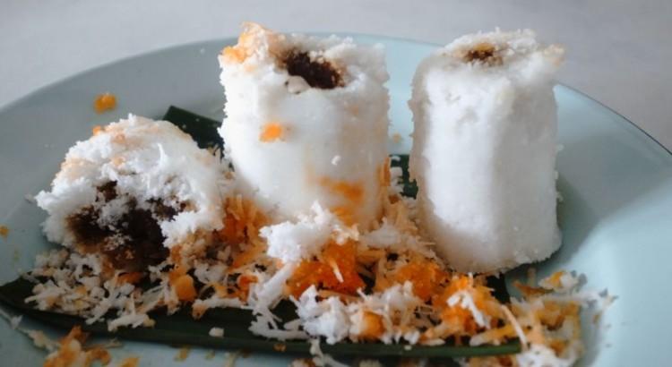 Indonesia Bamboo Cake
