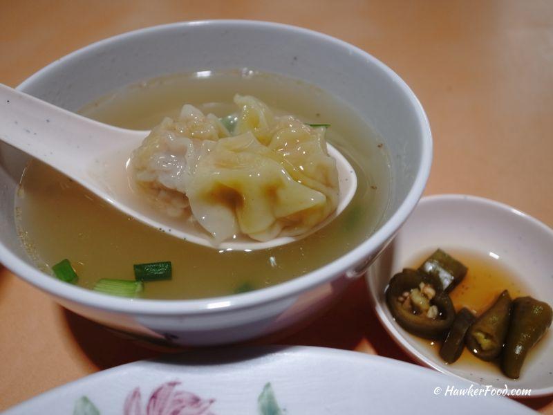 kiat huat wanton noodle soup