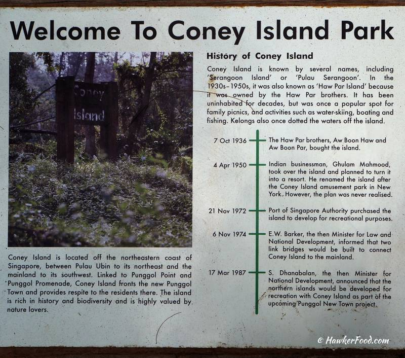 coney island park welcome
