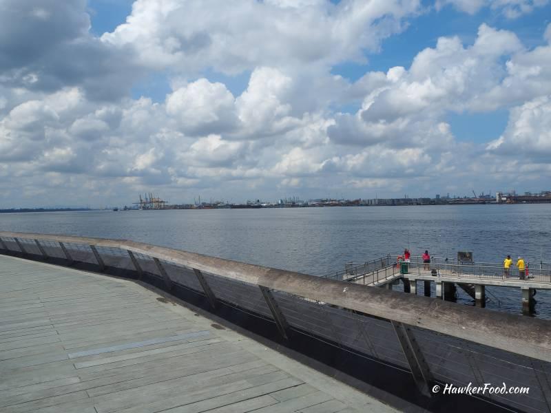 punggol promenade fishing