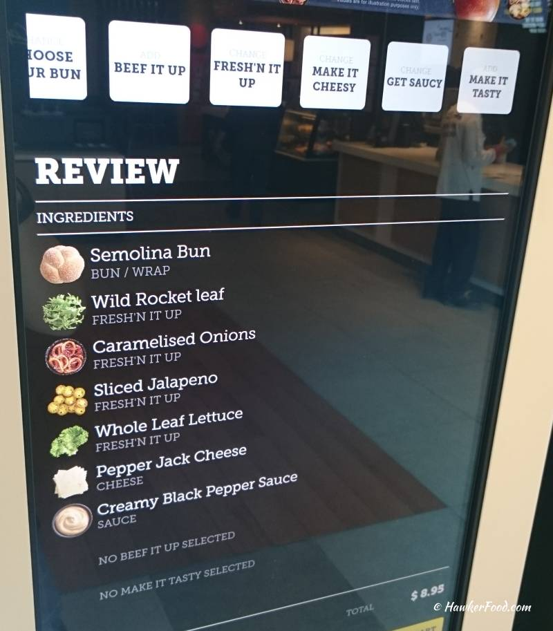 McDonald's Order Review