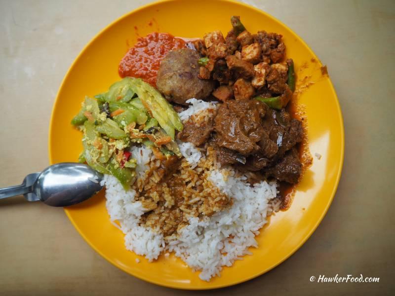 Maisal Nasi Padang