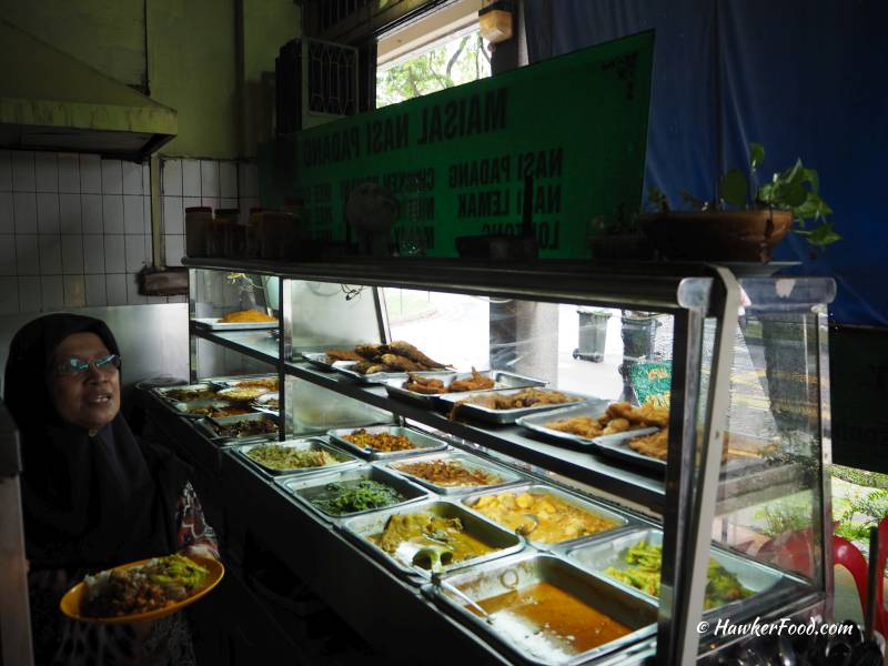 Maisal Nasi Padang Makcik