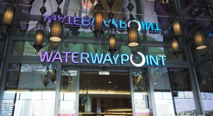waterway point entrance