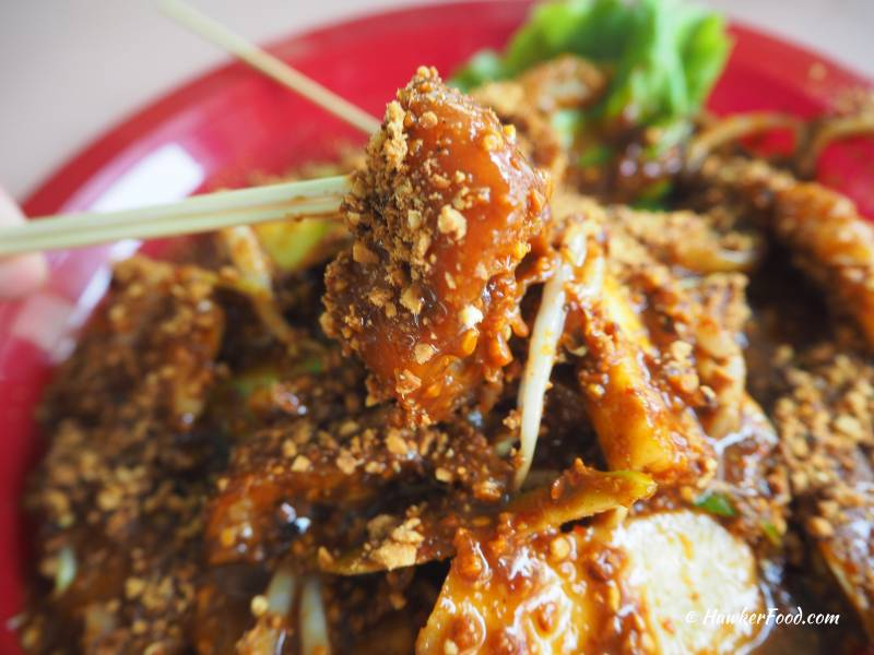 Balestier Road Hoover Rojak up close