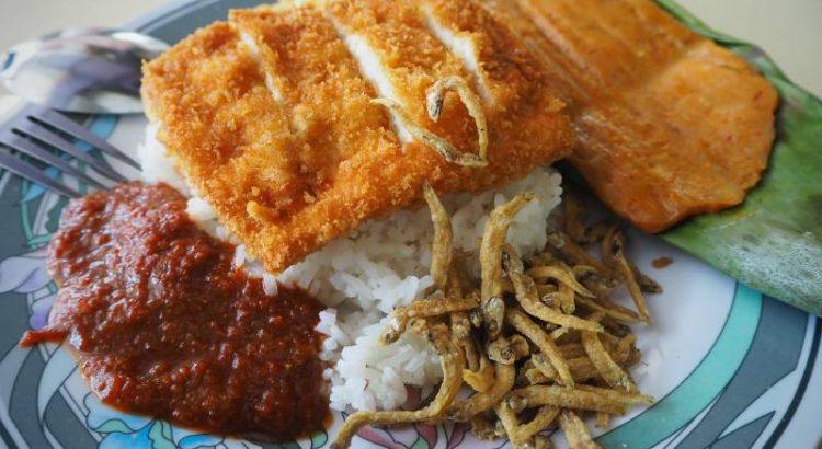 yi liu xiang nasi lemak