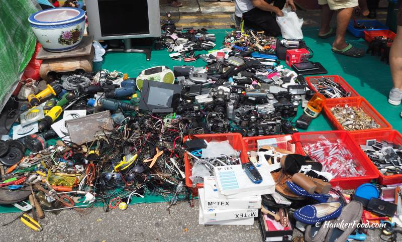 Sungei Road Thieves Market Misc