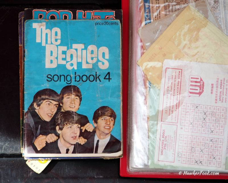 Sungei Road Thieves Market Beatles