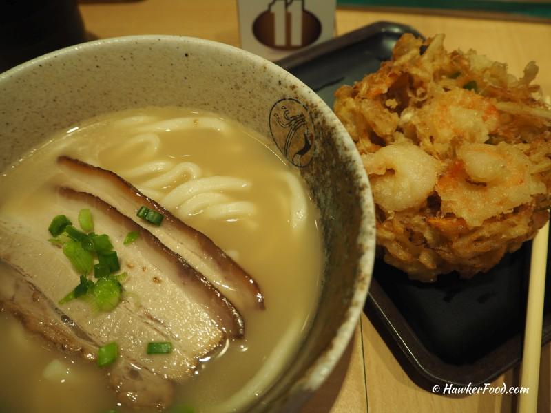 tsuru-koshi udon