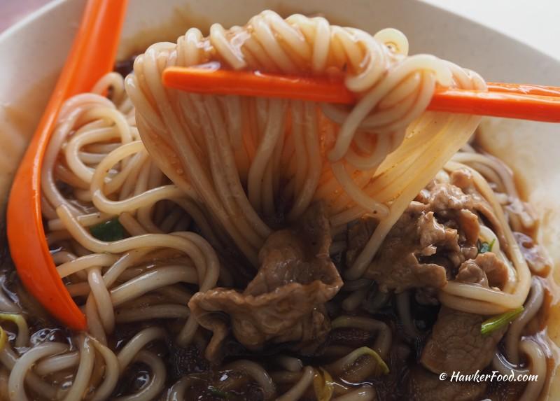 hong heng beef noodles