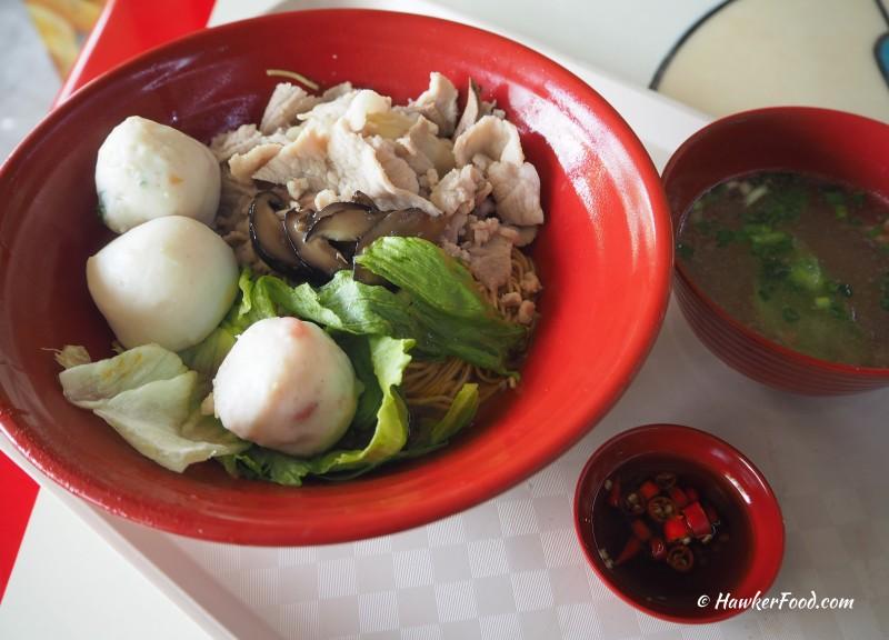 Boat Quay (Original) Mushroom Noodle