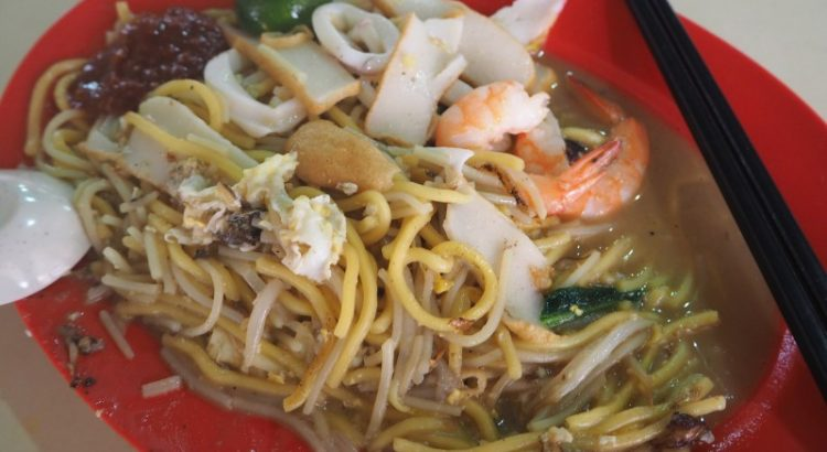 Sheng Seng Prawn Noodle
