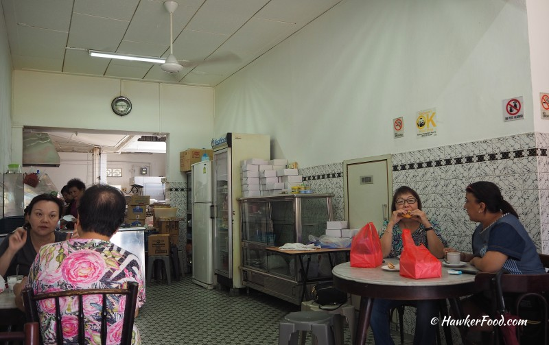 Chin Mee Chin confectionery interior